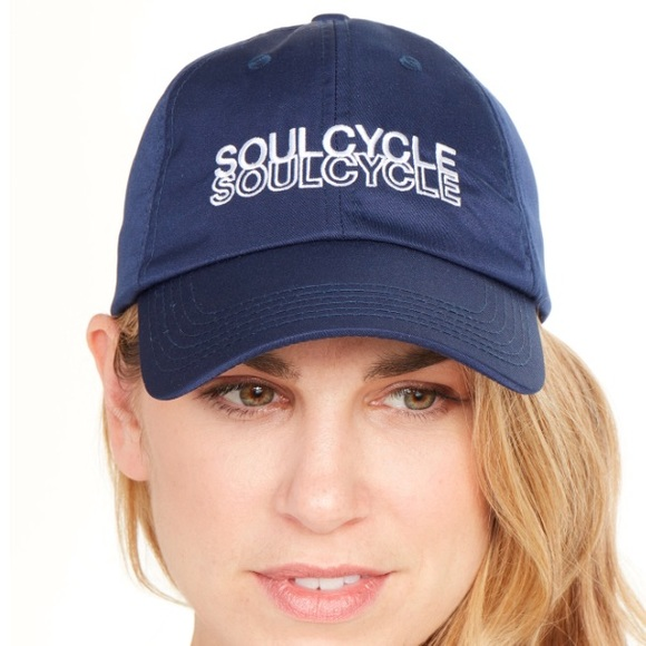 SoulCycle Navy Hat